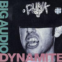 Portada de F-Punk de Big Audio Dynamite (1995)