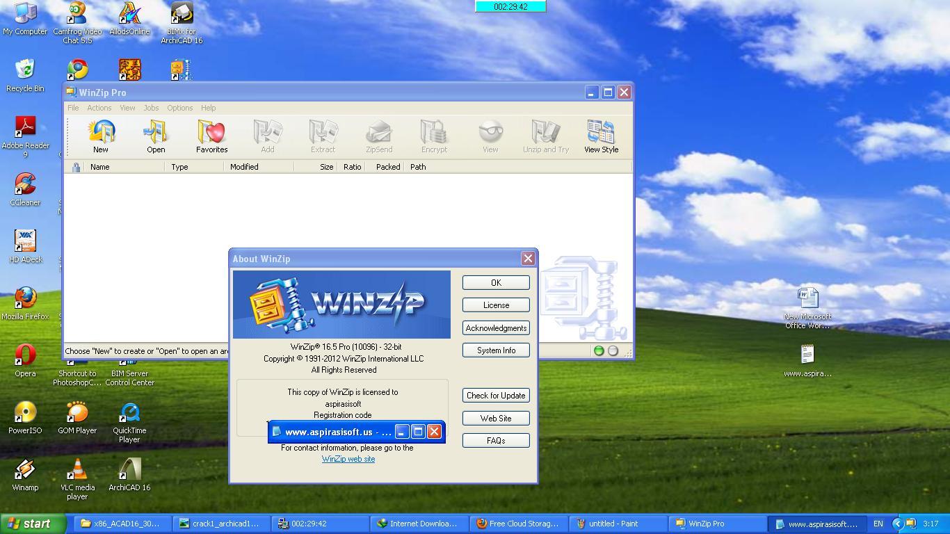 Microsoft Winzip