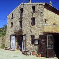 LA CASA GRAN teatre-hostatgeria-botiga-teteria a Segura