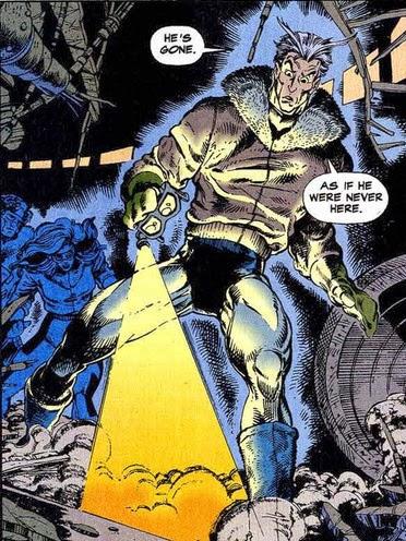 Avengers 386 Quicksilver Medina