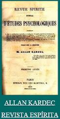 REVISTA ESPÍRITA DE 1858 A 1869