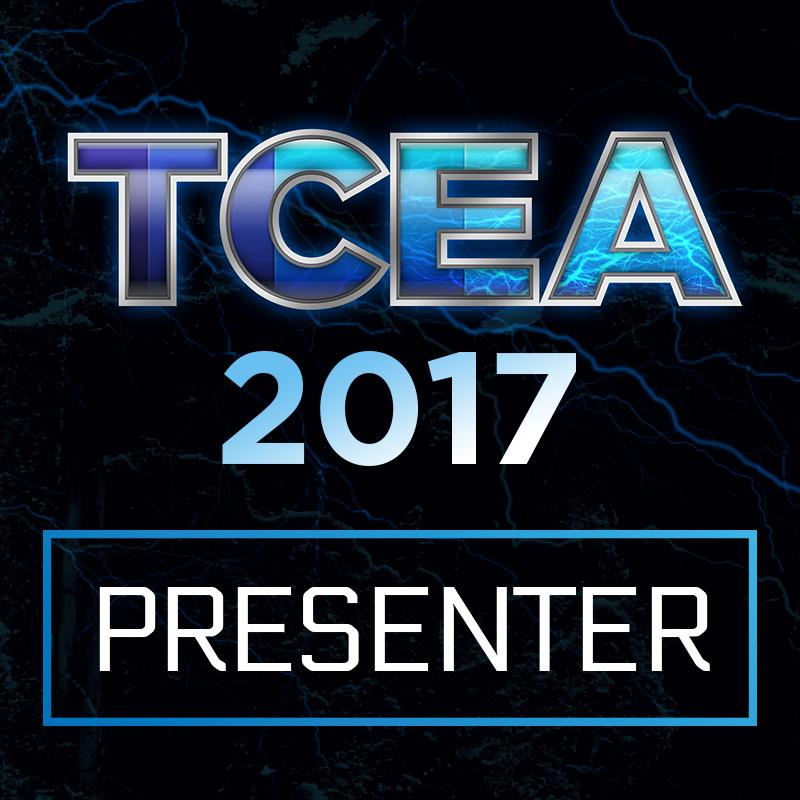 TCEA Presenter