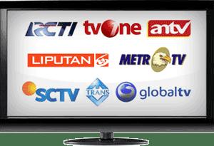 Cara Nonotn TV Online di HP