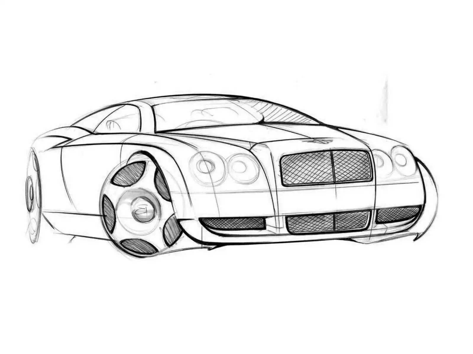 Hình ảnh xe ô tô Bentley Continental GT Prototype 2002 & nội ngoại thất
