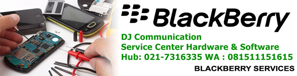 SERVICE BLACKBERRY