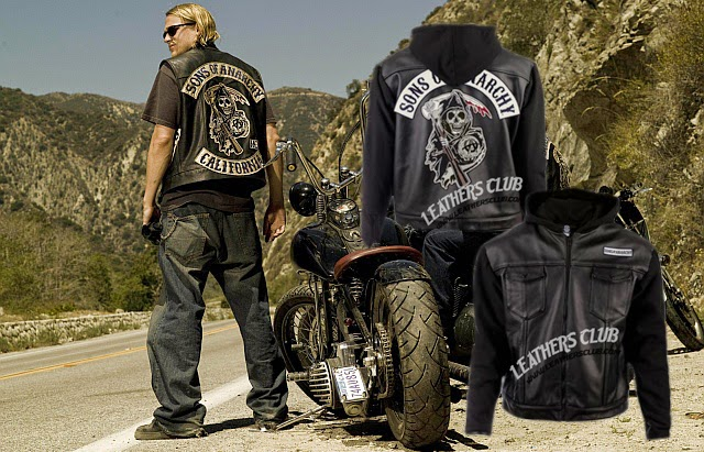 leathers trend sons of anarchy jacket