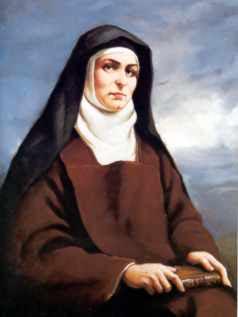 "Patrona do Blog: Santa Teresa Benedita da Cruz -Edith Stein. ""Quem busca a verdade, busca a Deus..."