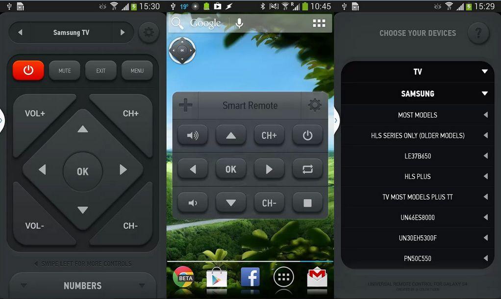 Aplikasi remote tv untuk android - smart ir remote
