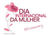 Passatempo de Dia da Mulher - 5 Prémios para 5 vencedores