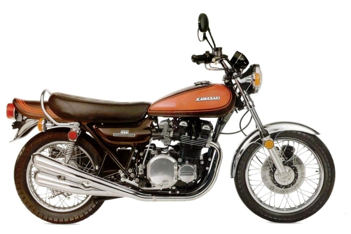 Kawasaki Z1. Majalah Otomotif Online