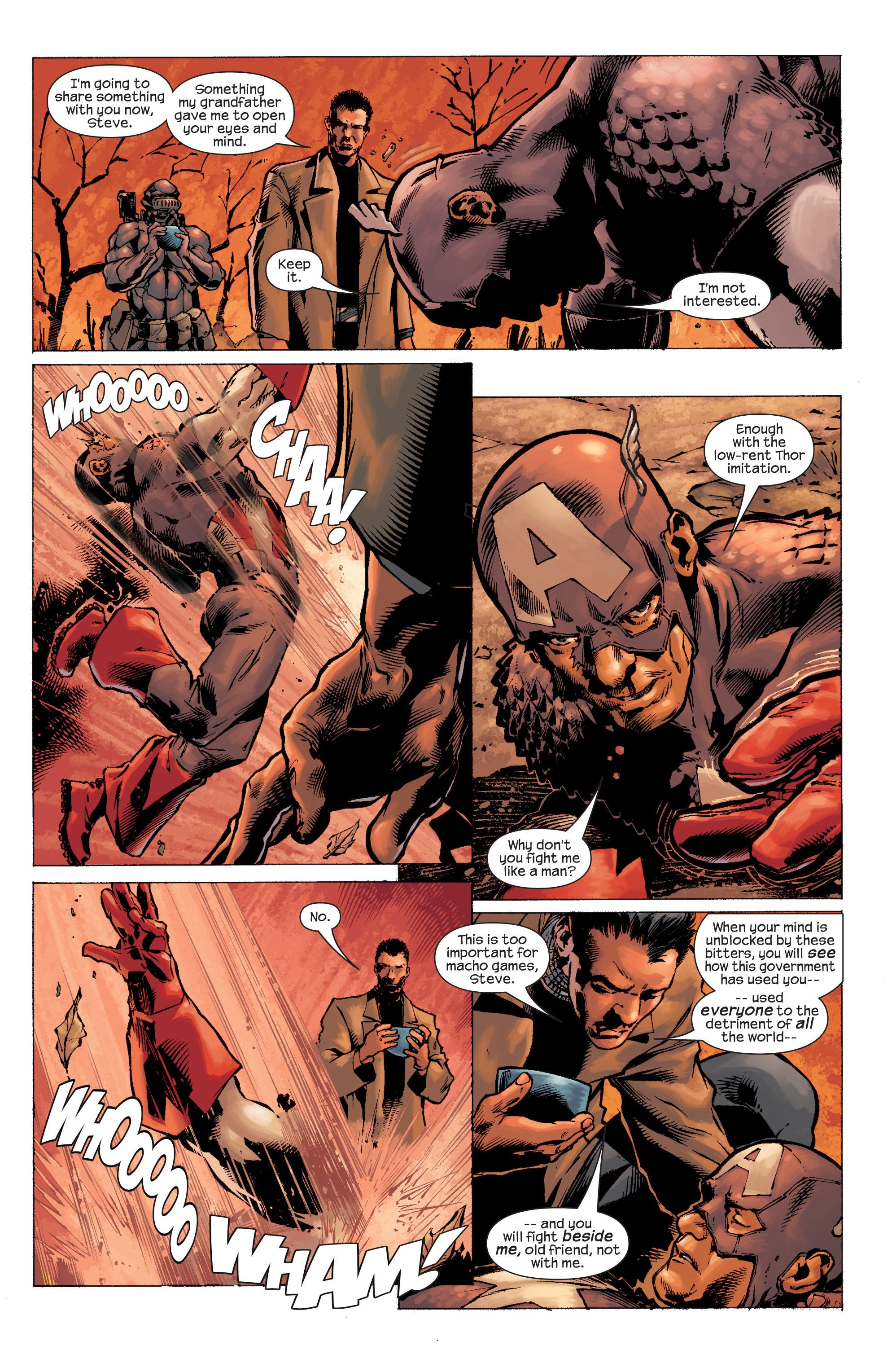 Captain America (2002) Issue #9 #10 - English 12