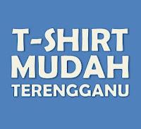 T-shirt Printing Murah dari T-shirt Mudah Terengganu