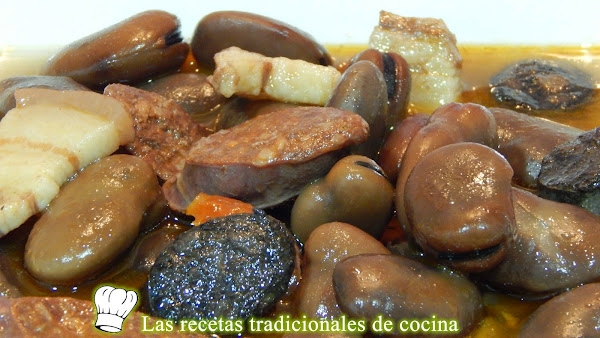 Platos tipicos cocinar en casa es for Como cocinar habas secas