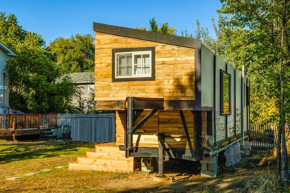 Mirandas Blog Tiny House on Wheels without the loft