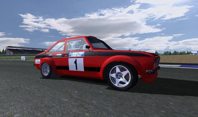 Ford Scort MK2 Challenge para rFactor 1