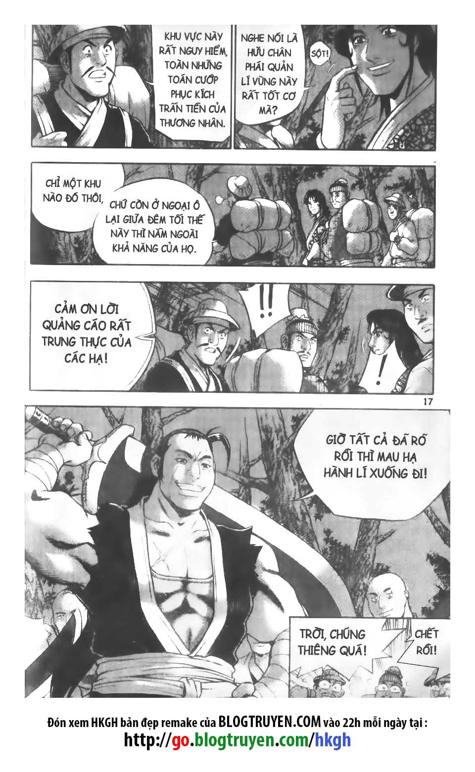 Hiệp Khách Giang Hồ chap 332 Trang 18 - Mangak.info
