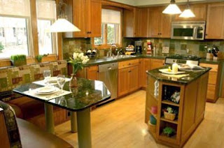 Bamboo Kitchen Cabinets Style