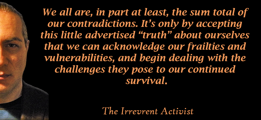 The Irreverent Activist