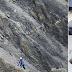 French Alps plane crash : One of the pilots of doomed Germanwings flight was locked out of cockpit before crash