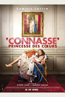 CONNASSE, PRINCESSE DES COEURS affiche
