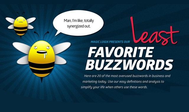 Image: Favorite Buzzwords