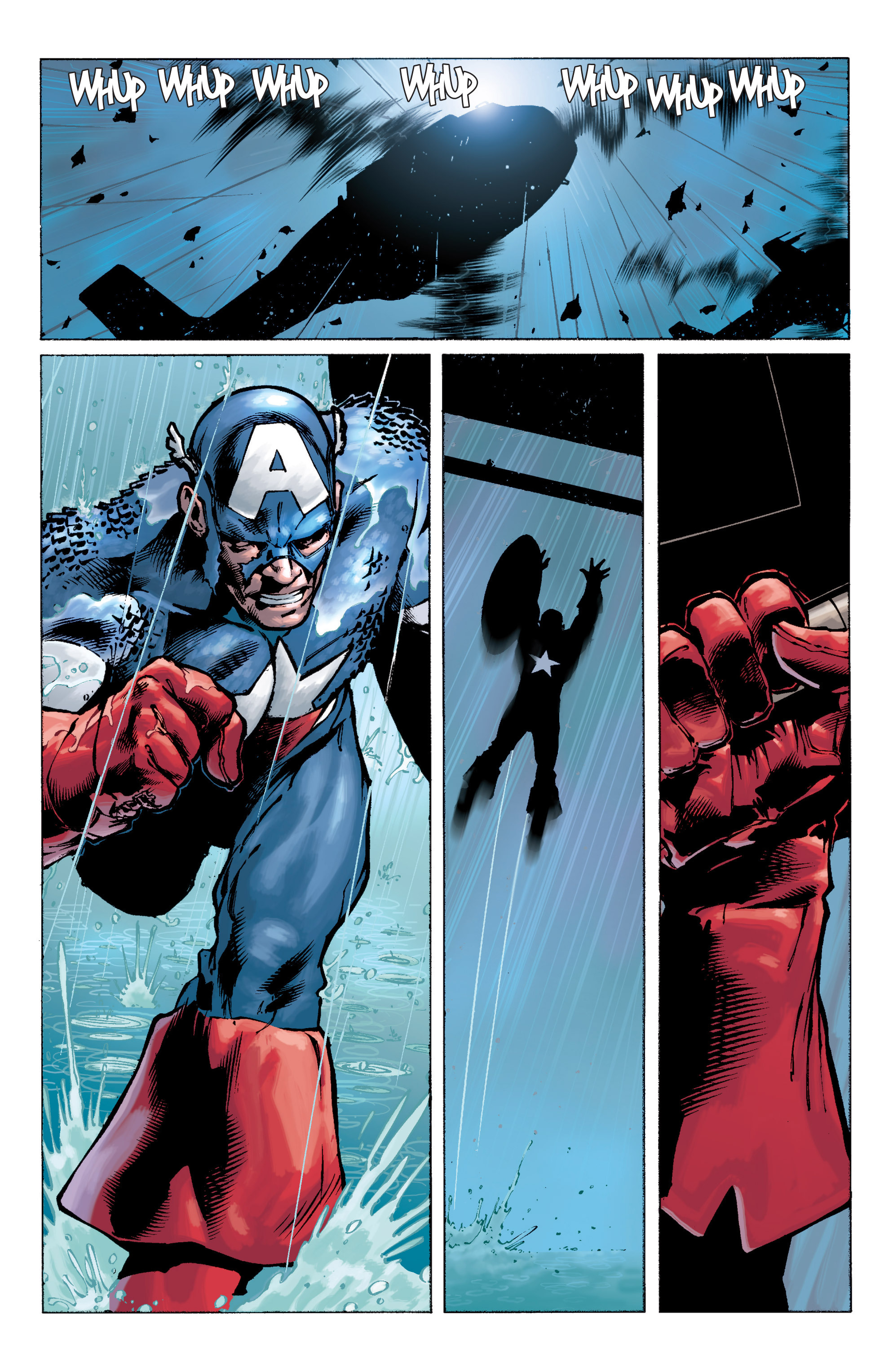 Captain America (2002) Issue #9 #10 - English 16