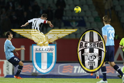 Lazio-Siena streaming