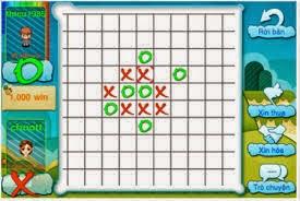 Game Caro - Chơi game đánh cờ caro, chơi trò chơi danh caro hay tại gamevui.biz