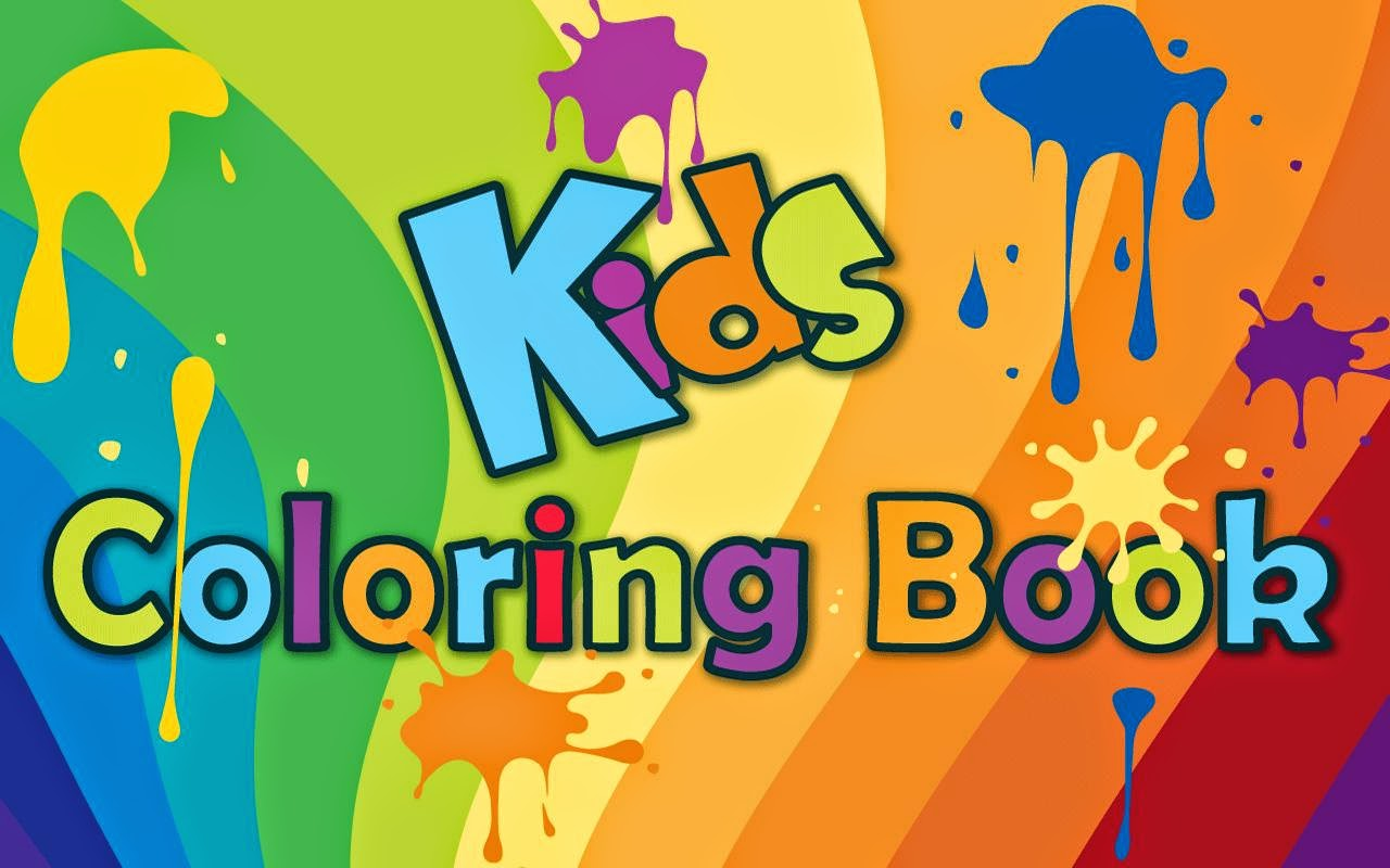 Kids Drawing Book Cover ~ Kids coloring book v apk download android club u