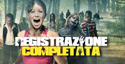 Registrazione Zombitalian Run