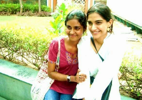 Sonam Kapoor's Real Life Unseen Personal Pics Images mobbed with her fans