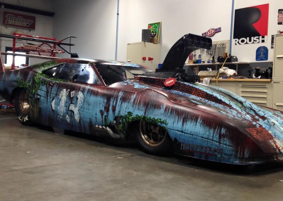 Show Me Photos Of Richard Petty S Race Car