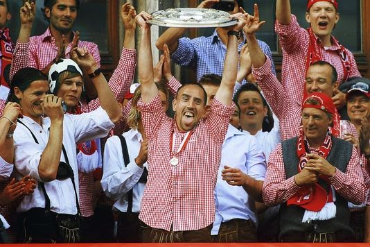 Franck Ribéry veut devenir allemand