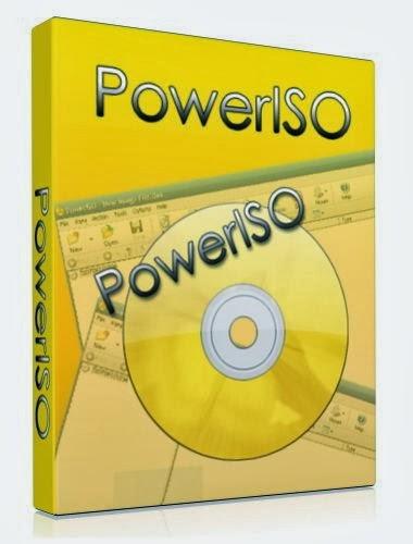 PowerISO 6.1 (x86/x64)