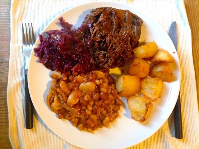American Style Roast Dinner