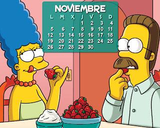 calendario_los_simpson_noviembre
