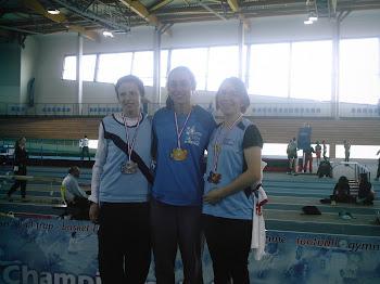 3em et médaille de bronze