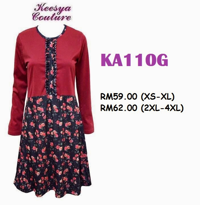 T-shirt-Muslimah-Keesya-KA110G