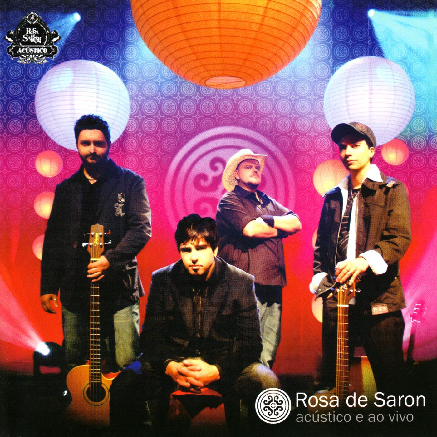 DVD do Rosa de Saron TE LOUVO EM VERDADE - YouTube