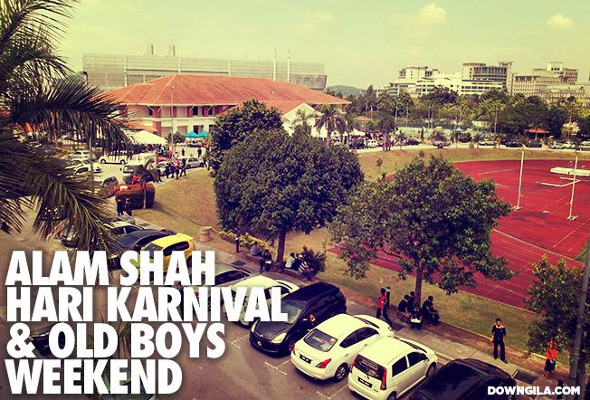 hari karnival sekolah alam shah 2013