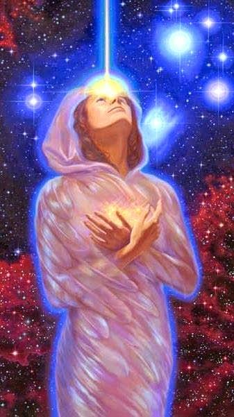 Não duvide das suas intuições. Acredite no que o espírito está transmitindo.