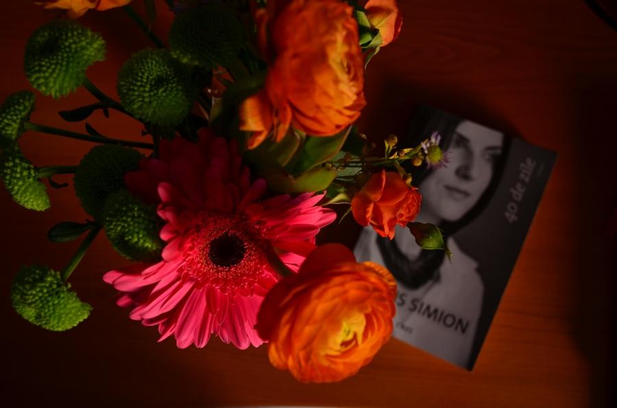 carti si flori chris simion 40 de zile