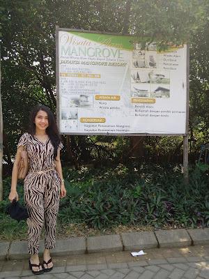 wisata taman mangrove jakarta utara