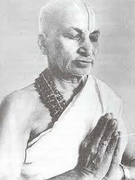 Sri Tirumalai Krishnamacharya.  Father of modern day Yoga