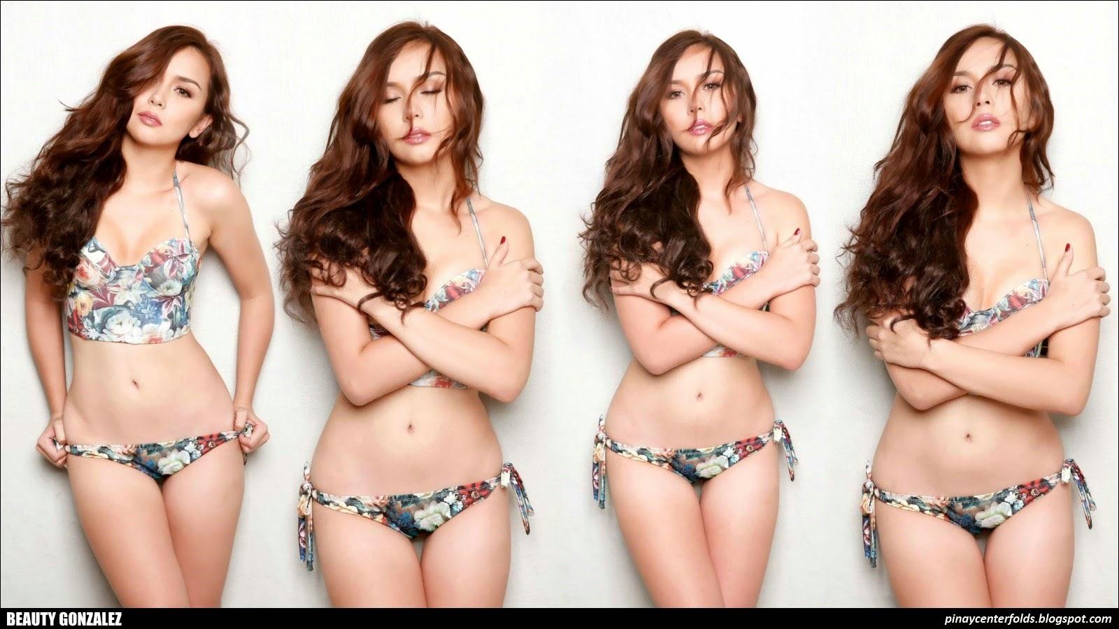 Beauty Gonzalez In FHM 1