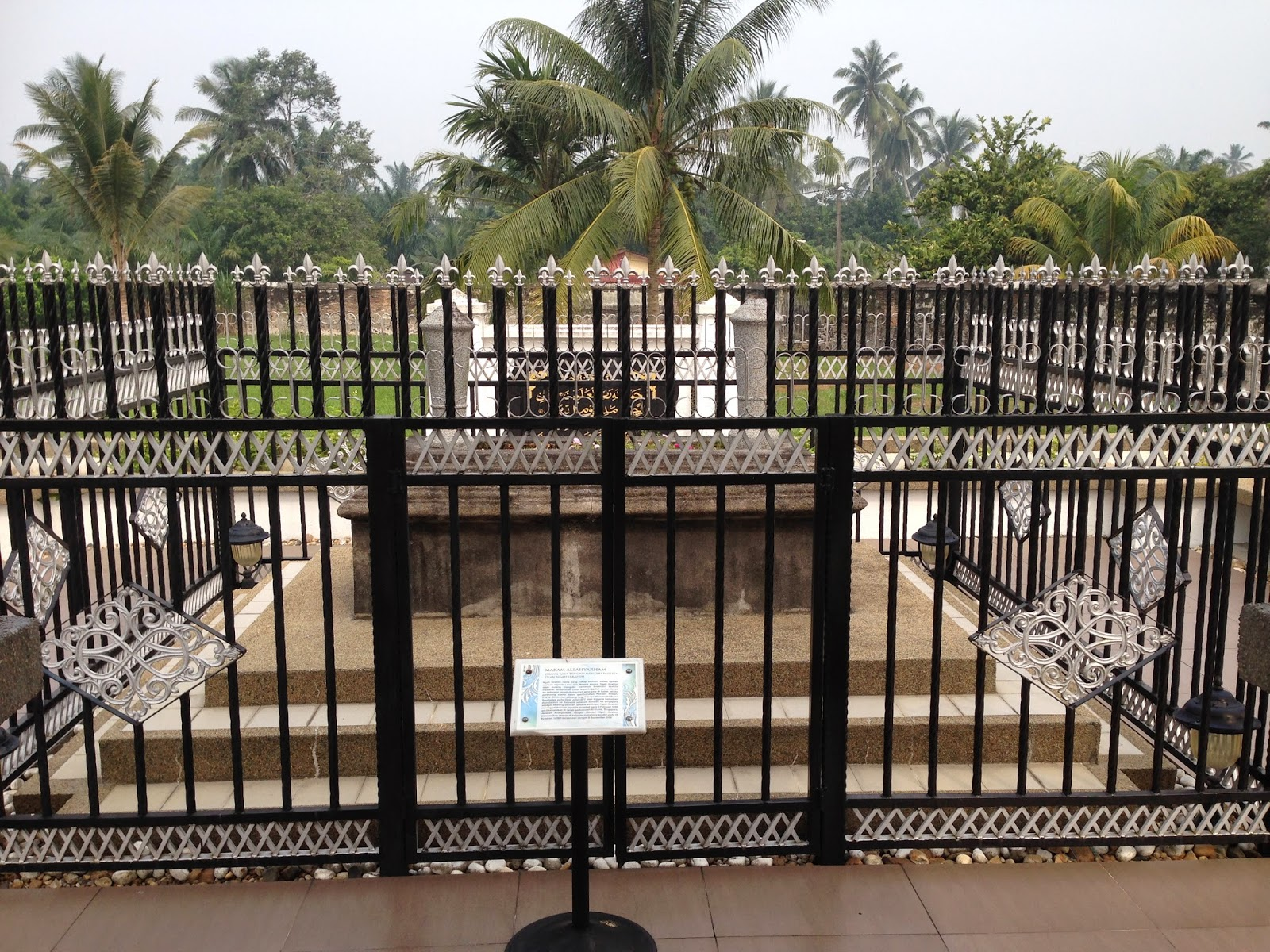 Makam Ngah Ibrahim
