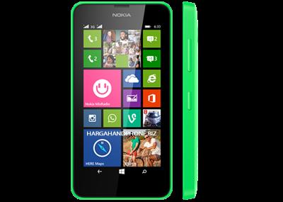 Gambar Nokia Lumia 630 Dual SIM