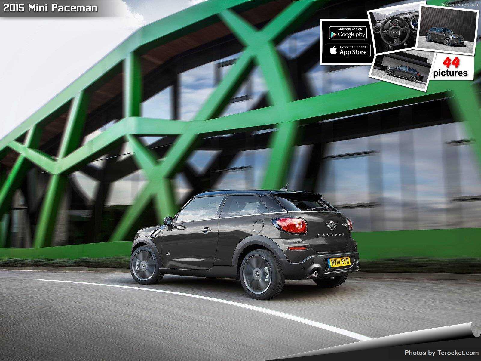 Hình ảnh xe ô tô Mini Paceman 2015 & nội ngoại thất