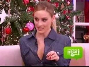 ΒΙΝΤΕΟ - Δείτε την αφόρητα Sexy εμφάνιση της Ελεονώρας Μελέτη που έβγαλε τα μάτια του τηλεοπτικού κ