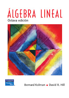 Algebra lineal octava edicion kolman hill